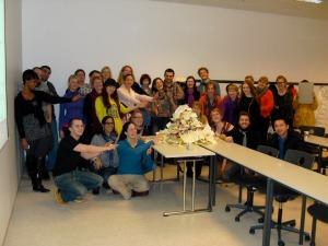 University of Iceland: Master's students in global issues use Pyramid to study climate change impacts and actions