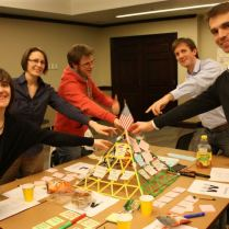 Washington, DC, USA: sustainable transportation advocates generate ideas for change in the city