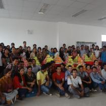 Kathmandu, Nepal: NGO helps empower youth with multiple Pyramid workshops