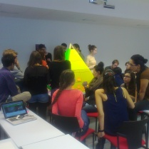 Students in Hungary use Pyramid to learn about sustainable development